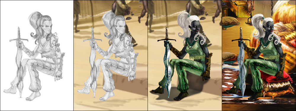 Salk Character