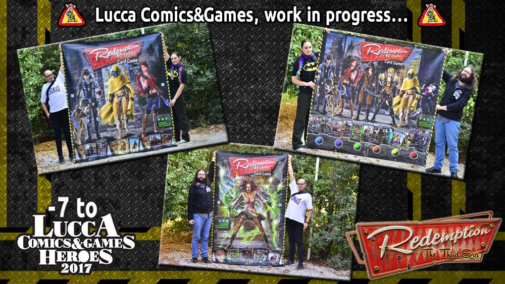 -7 Lucca Comics&Games